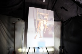 How the images are framed and recorded